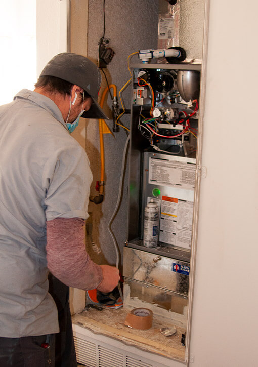 HVAC Air Conditioner Furnace Repair Service