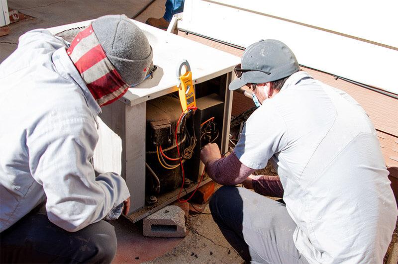HVAC Air Conditioning Repair Services